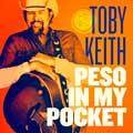 Toby Keith: Peso in my pocket - portada reducida