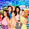 The Saturdays: Finest selection The greatest hits - portada reducida