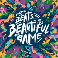 Pepsi beats of the beautiful game - portada mediana