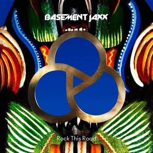 Basement Jaxx Con Shakka: Rock This Road, La Portada De La