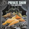 T.I.: Private show - portada reducida