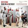 Boyzone: Dublin to Detroit - portada reducida