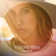 Victoria Riba: Mírame - portada mediana