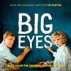 Big eyes Music from the original motion picture - portada reducida