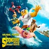 Music from The Spongebob movie. Sponge out of water - portada reducida