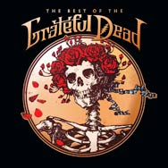 Grateful Dead: The best of the - portada mediana