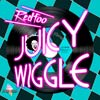 Redfoo: Juicy wiggle - portada reducida