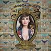 Monica Moss: Forever perras - portada reducida