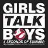 Girls talk boys - portada reducida