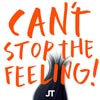 Can't stop the feeling! - portada reducida