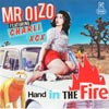 Mr. Oizo: Hand in the fire - portada reducida