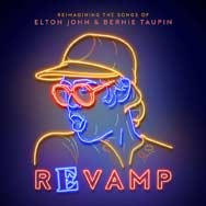 Reimagining the songs of Elton John & Bernie Taupin - Revamp - portada reducida