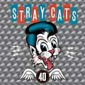 Stray Cats: 40 - portada reducida