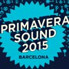 Primavera Sound Cartel por d�as definitivo edici�n 2015 / 2