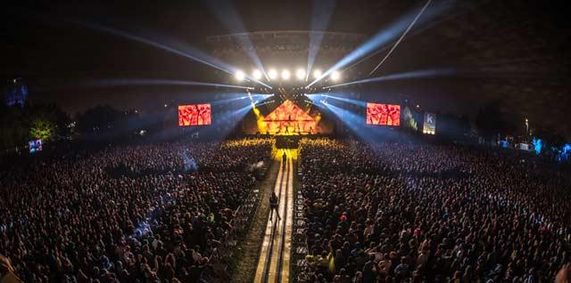 Ambiente sábado Bilbao BBK Live 2017