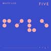 White Lies: Five - portada reducida