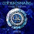 Whitesnake: The blues album - portada reducida