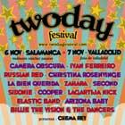 Twoday Festival en Salamanca y Valladolid