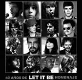 """40 años de """"Let it be"""" homenaje"""