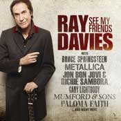 Ray Davies, See my friends