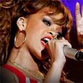 Rihanna en Rock in Rio Madrid 2012