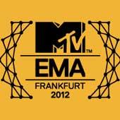 Candidatos a los MTV EMA 2012