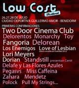 Crece el cartel de Low Cost Festival 2013