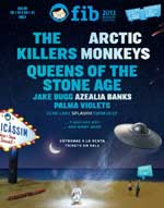Arctic Monkeys al FIB 2013