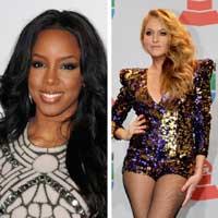 Paulina Rubio, Kelly Rowland y Demi Lovato, chicas X Factor