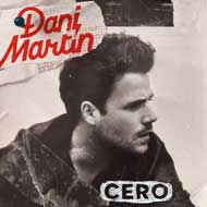 """Cero"", el nuevo single de Dani Martin"