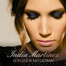 """Los gatos no ladran"", nuevo single de India Mart�nez"