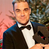 Robbie Williams vuelve al n�mero 1 en UK