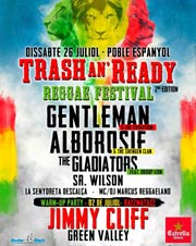 Trash An' Ready Reggae Festival 2014