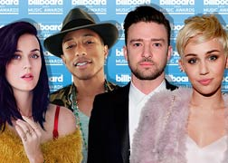 Nominaciones a los Billboard Music Awards 2014