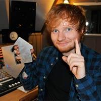 Ed Sheeran n�mero 1 con X en Reino Unido