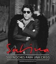 """La gira """"500 noches para una crisis"""" de Joaqu�n Sabina"""