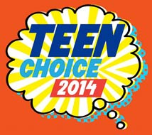 Ganadores de los Teen Choice Awards 2014
