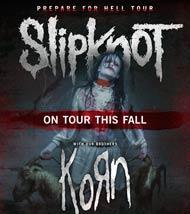 El regreso de Slipknot