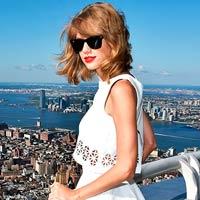 Taylor Swift y Wiz Khalifa nuevos n�meros 1 en USA