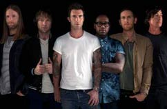 Maroon 5 lidera la lista de ventas en USA con 'V'