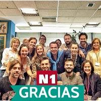 Bustamante nº1 en España con su octavo álbum
