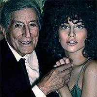 Lady Gaga y Tony Bennett n�1 en discos en Estados Unidos