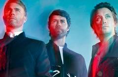 Single y �lbum de Take That en formato tr�o