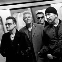 U2 lidera la lista de ventas en Espa�a