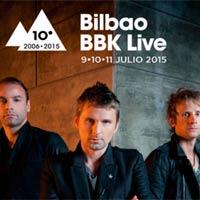 Muse primer cabeza de cartel del Bilbao BBK Live 2015