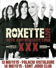 Roxette anuncia gira europea en 2015