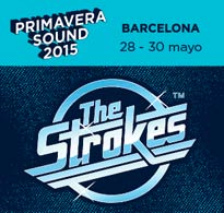 The Strokes al Primavera Sound 2015