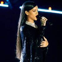 Rihanna, todo por la patria