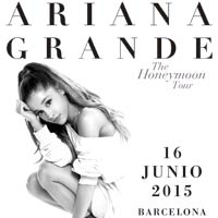 Ariana Grande llevar� el 'The honeymoon tour' a Barcelona
