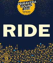 Ride al Primavera Sound 2015